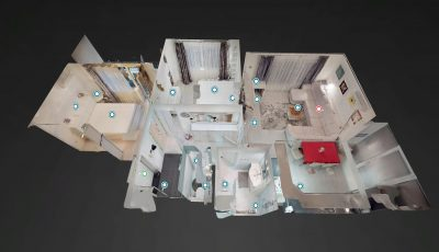 Matterport 3D Premium за имоти