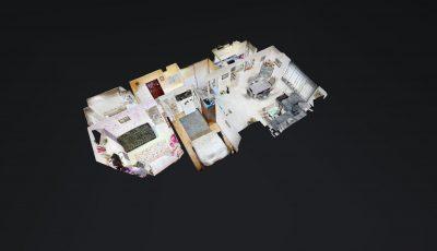 Перфектния модерен дом за семейство 3D Model