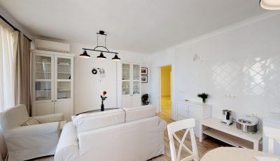 Апартамент с одной спальней 3D Model
