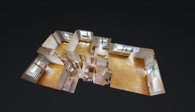 Апартамент с 3 спални 3D Model