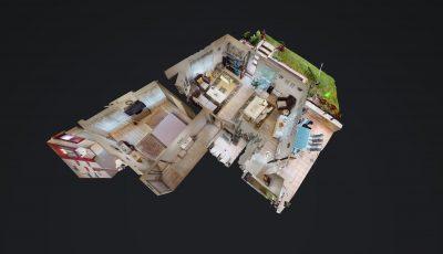 2-3 стаен апартамент с градина