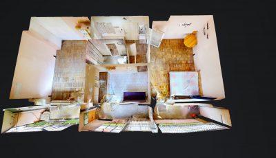 2 стаен апартамент 3D Model