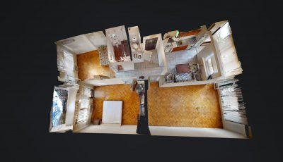 4 стаен апартамент 3D Model