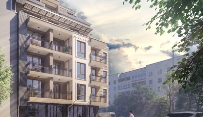 3 стаен апартамент 3D Model