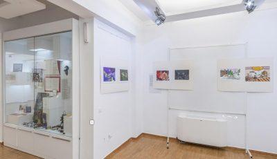 "Изложба ""Бургас харесва младите илюстратори"""