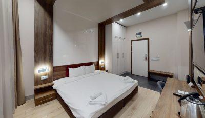 Boutique Hotel Sofia Double Room 3D Model